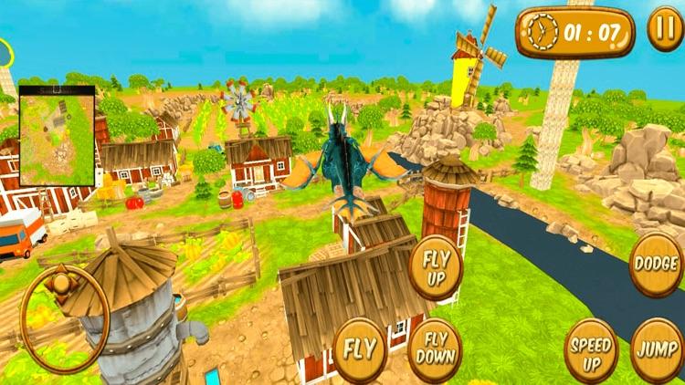 Real Kid Dragons Training Sim screenshot-7