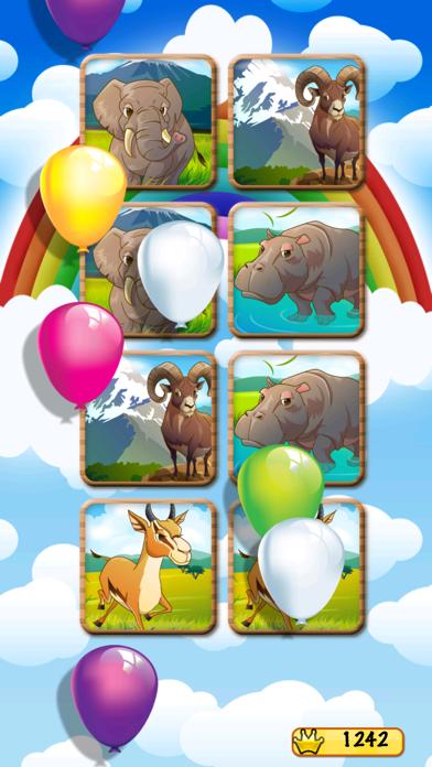 Animal Zoo Match for KidsScreenshot of 3