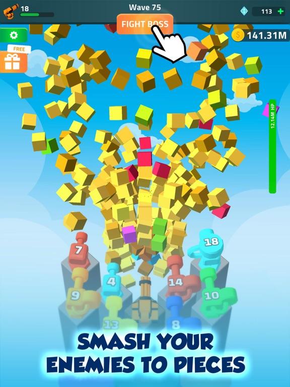 Color Fusion - Idle Game screenshot 5