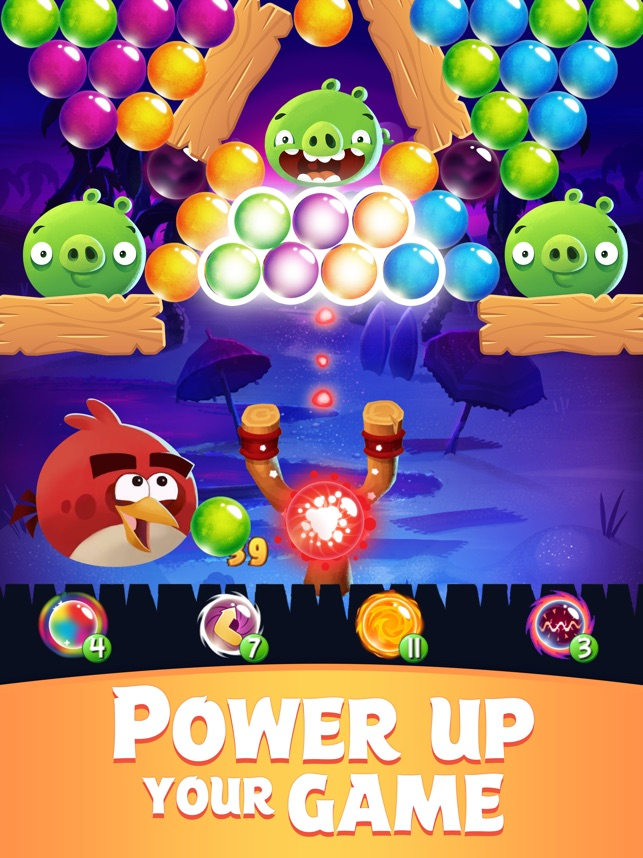Angry Birds POP! on the App Store