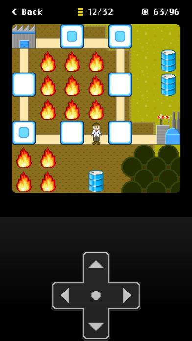 Screenshot from Hazmat Hijinks