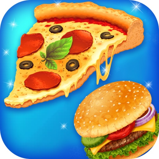 Pizza Burger - Food Maker