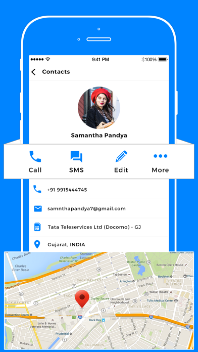 Phone Number Tracker by Chirag Finaviya (iOS, United States