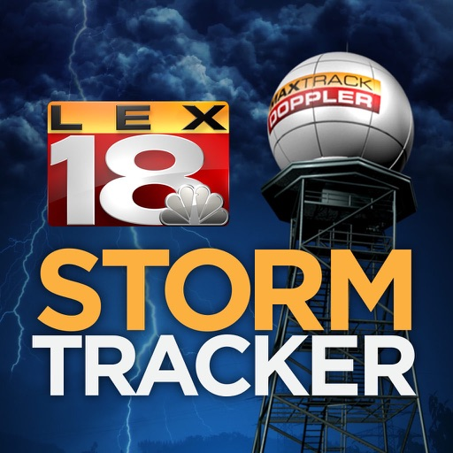 Storm Tracker Weather iOS App