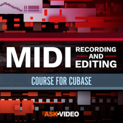 MIDI Record and Edit Course