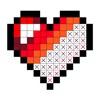 数字填色 - 绘图方块像素涂色游戏