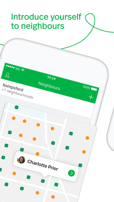 Nextdoor - Neighbourhood App screenshot one