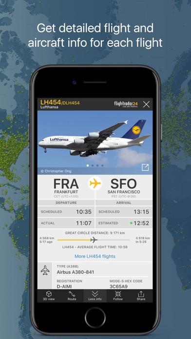 다운로드 Flightradar24 | Flight Tracker Android 용