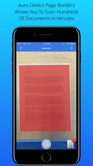 Scan My Document - PDF Scanner iphone images