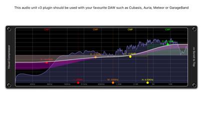 Visual Multi-Band Compressor screenshot 3