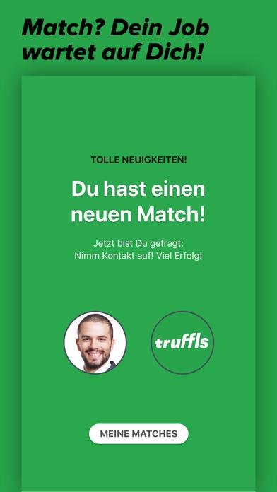 Job App - trufflsScreenshot von 7