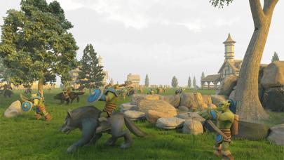 Orcs Civil War screenshot 1