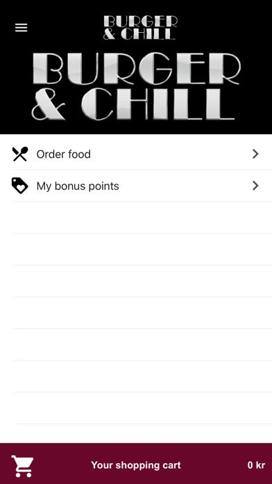 Burger and Chill screenshot 1