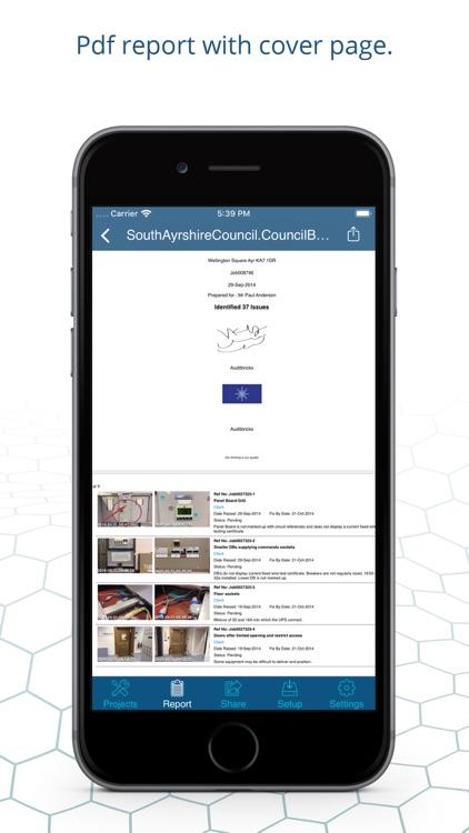AuditBricks - Site Auditing screenshot-6
