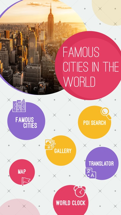 Famous Cities in the World