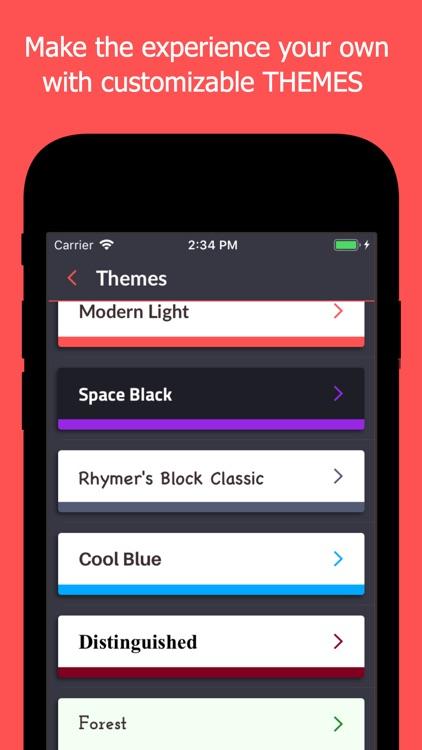 Rhymer's Block screenshot-6