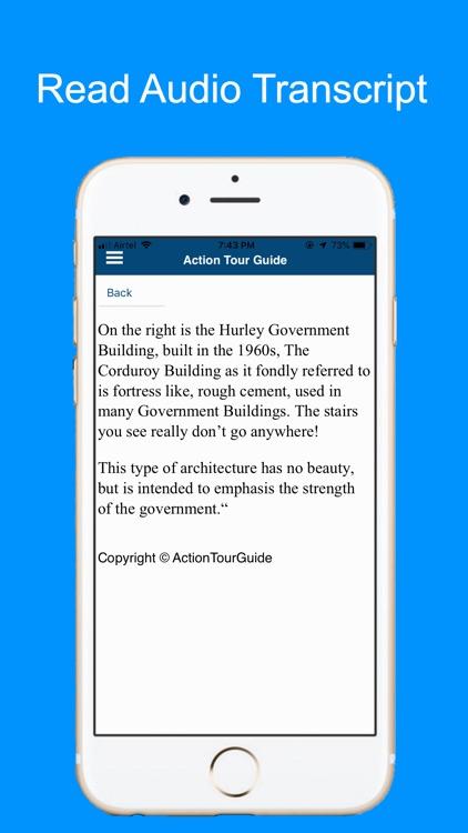 Action Tour Guide screenshot-4