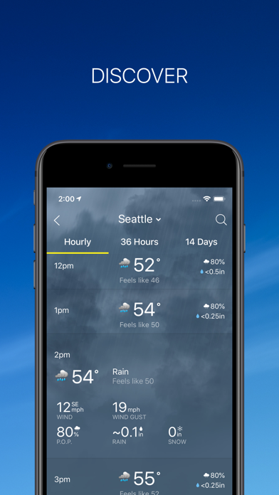 download The Weather Network apps 0