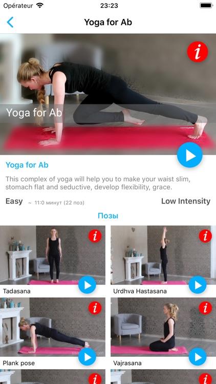 Yoga for Ab and Slim Waist