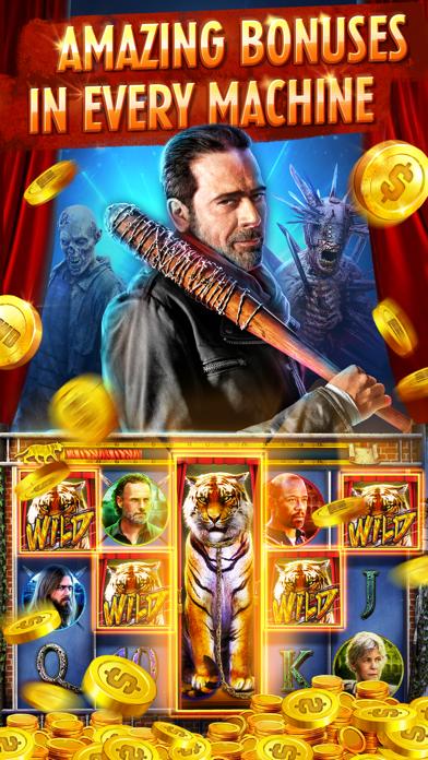 The Walking Dead Casino Slots screenshot 4