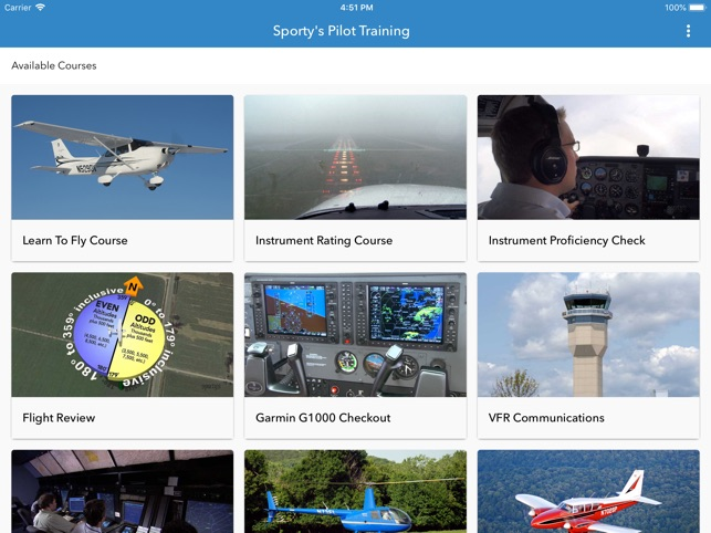 Sporty's Pilot Training on the App Store