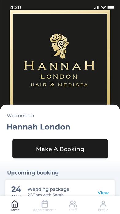 Hannah London screenshot one