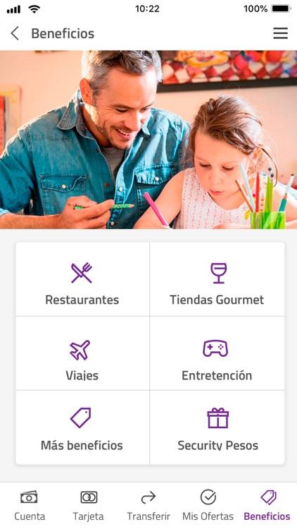 Banco Security screenshot-4