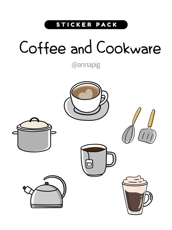 Coffee and Cookware screenshot 4