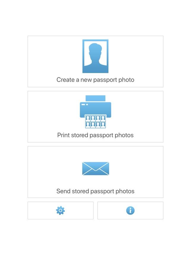 Biometric Passport Photo on the App Store