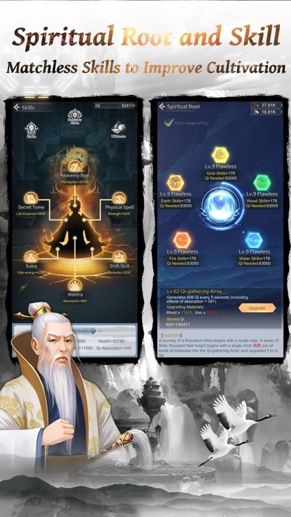 Immortal Taoists - Wuxia Game
