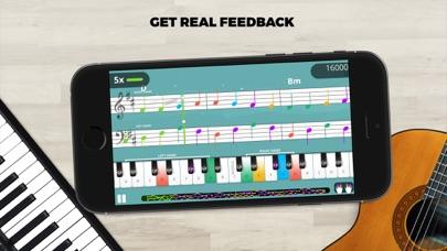 Yousician Guitar, Piano & Bass app image