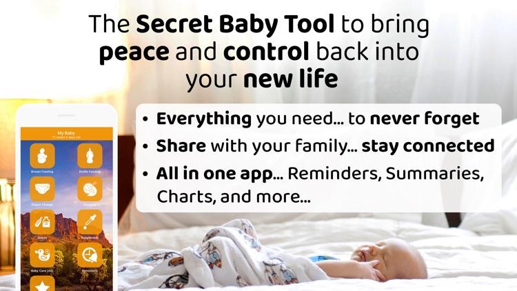 ParentLove: Baby Tracker screenshot-0