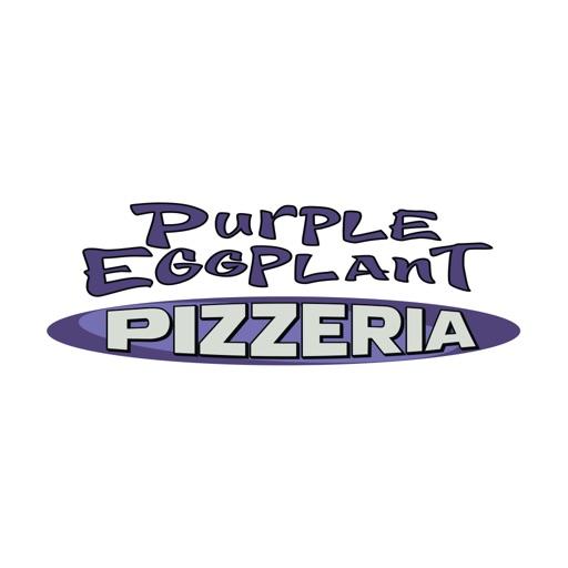 Purple Eggplant Pizza icon