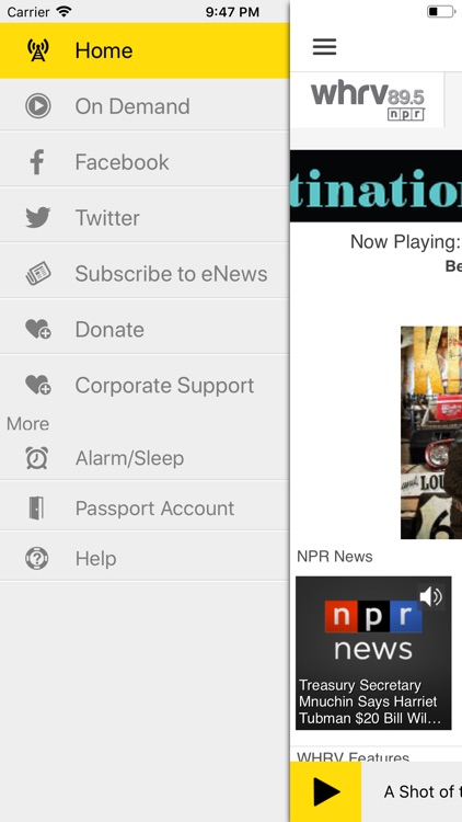 WHRO Public Media App screenshot-3