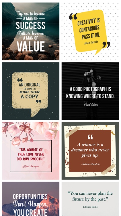Quote Maker - Text on Photo
