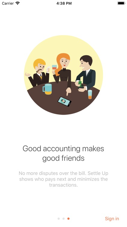 Settle Up - Group Expenses