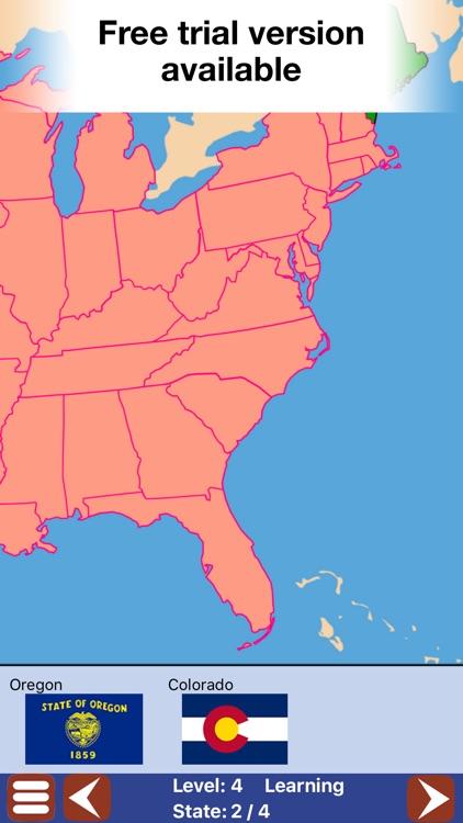 Geo Touch: USA & World (Full) screenshot-4
