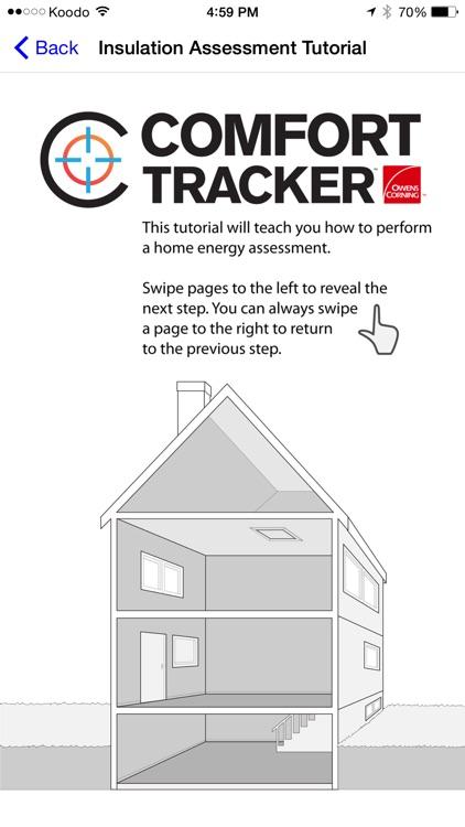 Comfort Tracker