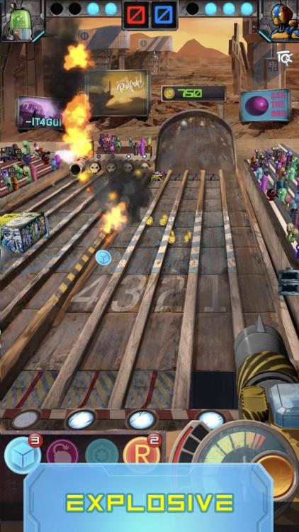 Robot Crusher Battle Ballz screenshot-5