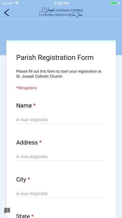 St. Joseph Catholic Church screenshot-4