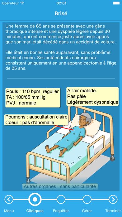 Screenshot #2 pour Prognosis: Your Diagnosis