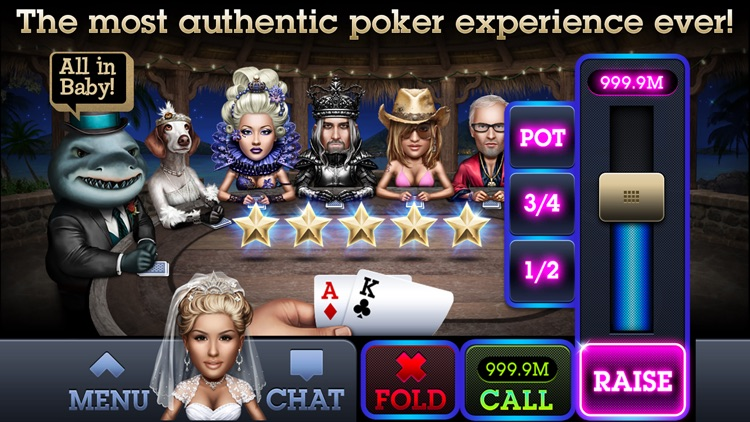 Fresh Deck Poker – Live Holdem screenshot-5