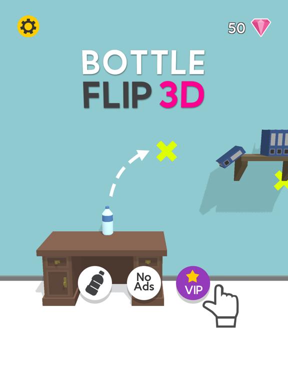 Bottle Flip 3D! screenshot 19