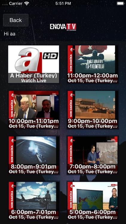 Enova TV screenshot-7