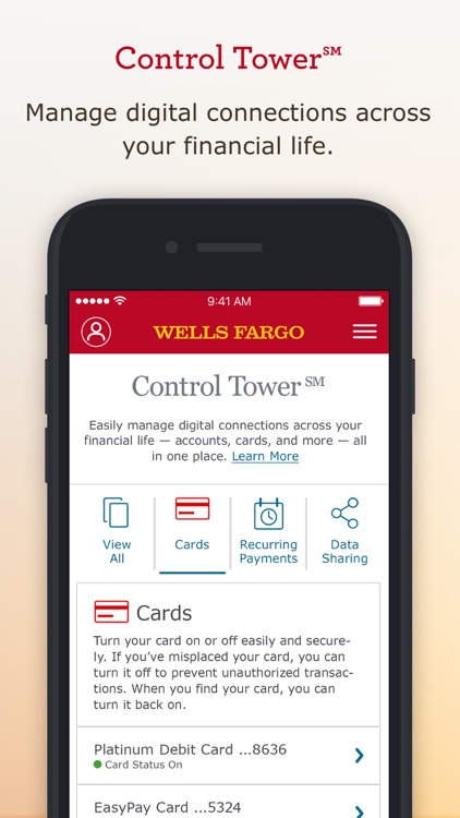 Wells Fargo Mobile screenshot-3