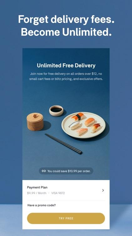 Postmates - Food Delivery screenshot-5