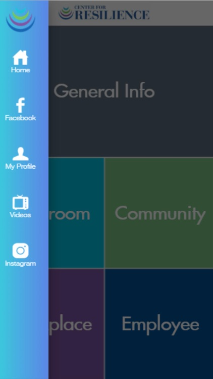 Center for Resilience App