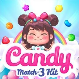 Happy Candy Match Pop