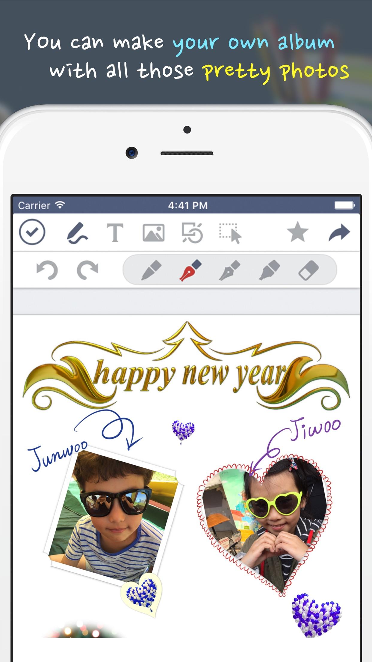 UPAD for iCloud Screenshot