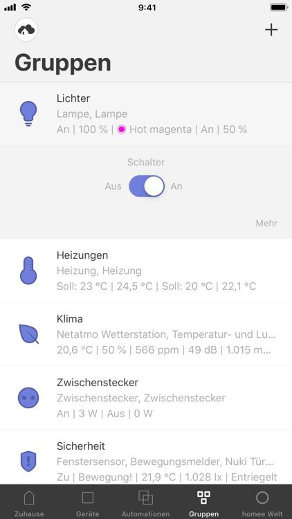 homee - for QuarZ screenshot-5